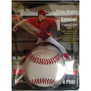 Spin-Right Spinner - Baseball
