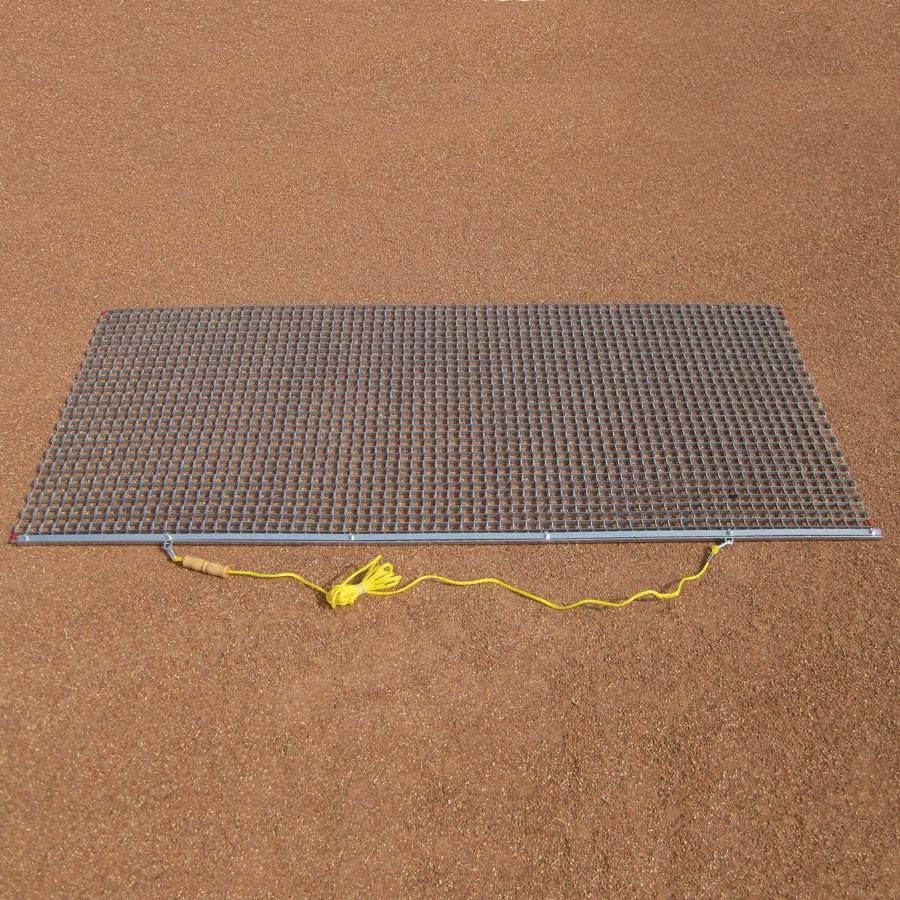 Stadium Series Rigid Drag Mat 6 W X 3 D With Standard