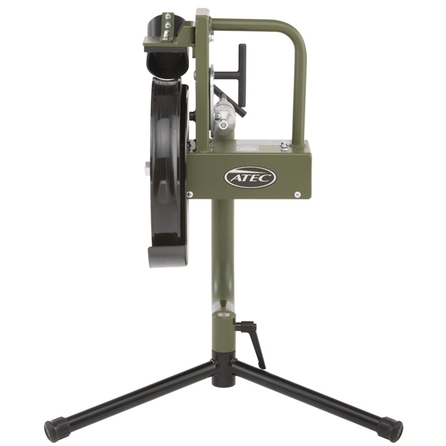 used atec pitching machine