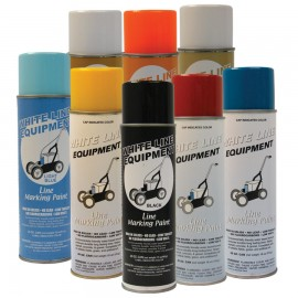 White Line Athletic Paint (Colors)