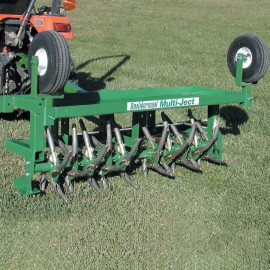 Bannerman 4' Fracture Tine Aerator Unit