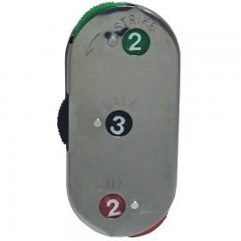 Steel Umpire Indicator