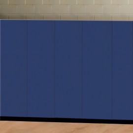 2 1/2'' Dual Density Wall Padding (No Graphics) - 2' W x 7' H