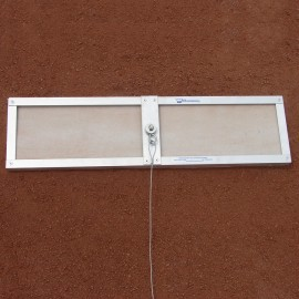 Basic E-Z Fastpitch Circle Template With Marking Rod