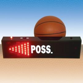 Basketball Possession Indicator (LED Style)