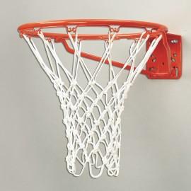 Bison BA27 Standard Front Mount Fixed Basketball Goal