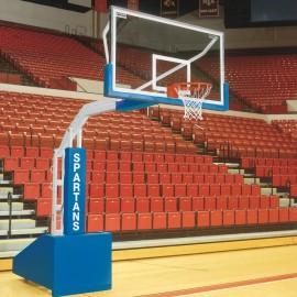 Bison T-Rex™ Portable Adjustable Basketball System