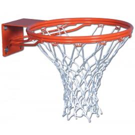 Gared 240 Super Goal Dbl Rim Front Mount Fixed Basketball Goal