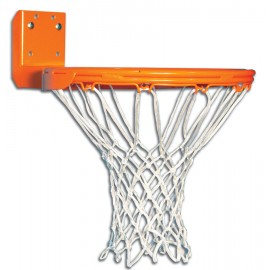 Gared Double Rim 266 Super Goal Fixed Rear Mount Basketball Goal