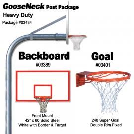 Gared Heavy-Duty Gooseneck Package