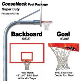 Gared Super-Duty Gooseneck Package