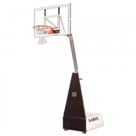 Gared Micro-Z Portable Adjustable Basketball System