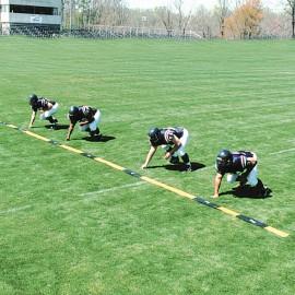 Fisher Offensive/Defensive Line-Up Marker