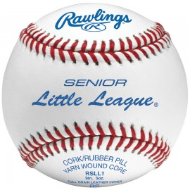 Rawlings RSLL1 Senior Little League Regular Season Baseballs
