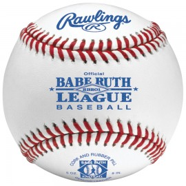 Rawlings RBRO1 Babe Ruth Regular Season Baseballs