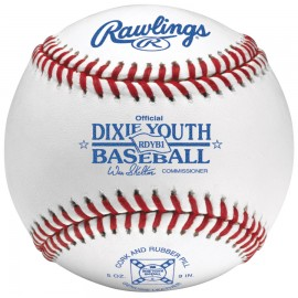 Rawlings RDYB1 Dixie Youth Regular Season Baseballs