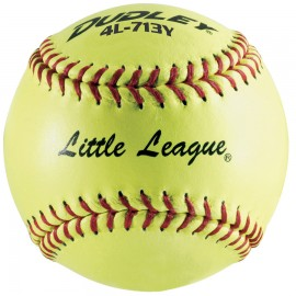Dudley Little League SY 11'' Synthetic Fastpitch Softballs
