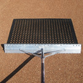 Original Drake Mop 3' x 2.5'  with Eraser Mat