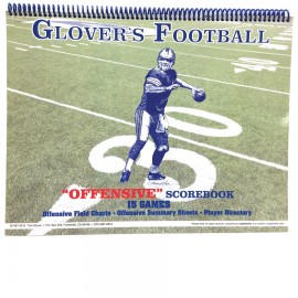 Glover's Football Offensive Scorebook