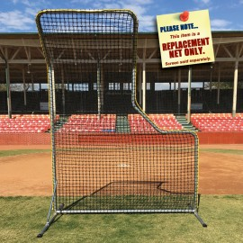 Pro-Gold II Guardian Pitcher's L Shaped Replacement Net