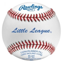 Rawlings RLLB1 Little League Regular Season Baseballs