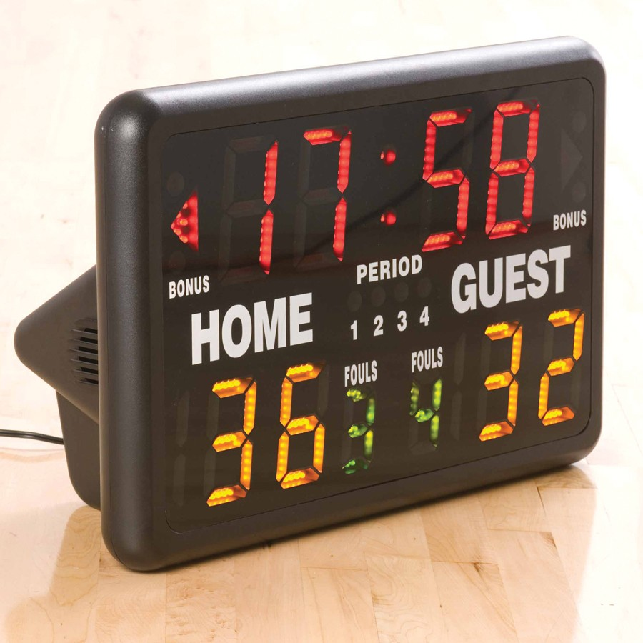 Portable Multi Sport Scoreboard Amp Timer Sports Advantage