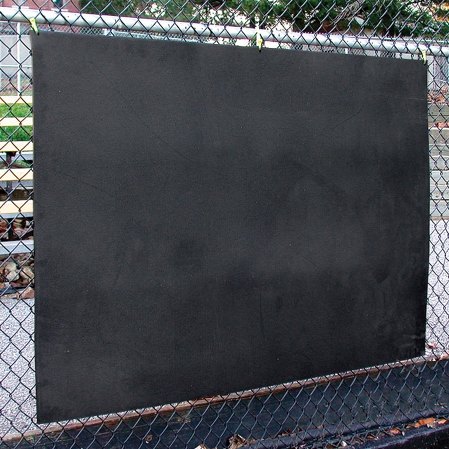 Rubber Backstop Padding Mat Sports Advantage