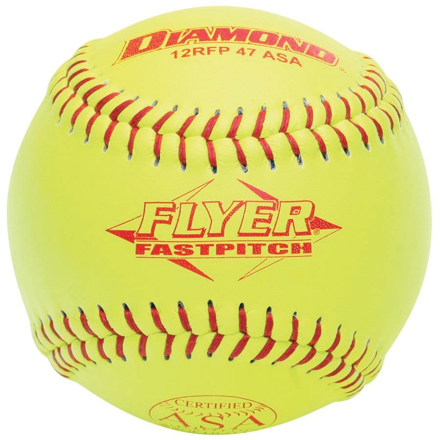 Diamond Flyer 12rfp 47 Asa Fastpitch Softballs Sports