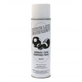 White Line Athletic Paint (White)