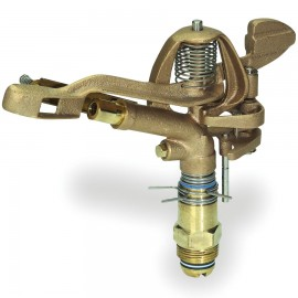 Brass Impact Sprinkler Head