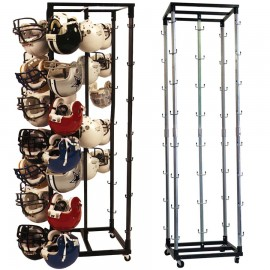 80 Helmet Storage Rack