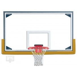 Gared RG Competition Steel Frame Tall Glass Backboard
