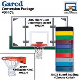 Gared Conversion Package