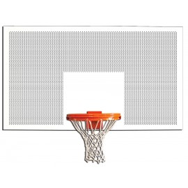 Gared Rect.42''x72'' In/Out Perforated Steel Rec Backboard