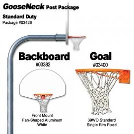 Gared Standard Duty Gooseneck Package
