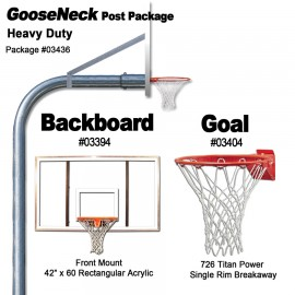 Gared Heavy-Duty Gooseneck Package