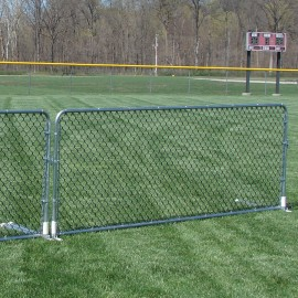 Chain Link Porta Fence