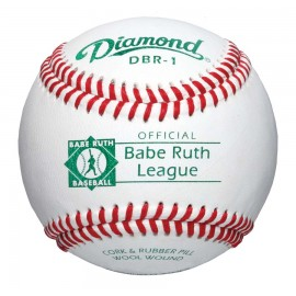 Diamond DBR-1 Babe Ruth Regular Season Baseballs