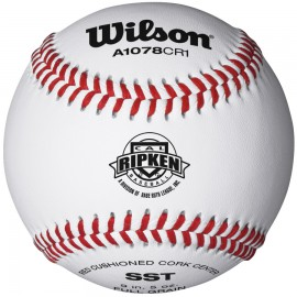 Wilson A1078B CR1 Cal Ripken Regular Season Baseballs