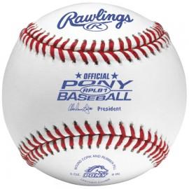 Rawlings RPLB1 Pony League Regular Season Baseballs