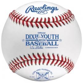 Rawlings RDYB1 Dixie Youth Regular Season Baseballs
