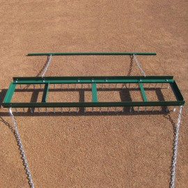 Deluxe Field Conditioner - Combo Package With Drag Bar