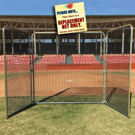 Pro-Gold II Tri-Fold 8' x 16' Replacement Net