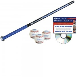Jugs College 6 Swing Trainer Package