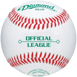 Diamond DOL-LSA Low Seam Leather Baseball