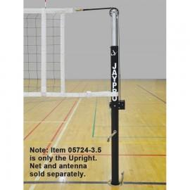 "Jaypro Powerlite Volleyball Uprights 3 1/2"""