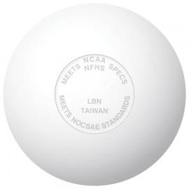 Champro NOCSAE Lacrosse Ball - 3 Pack White