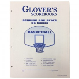 Glover's Basketball Scoring & Stat Refill Sheets