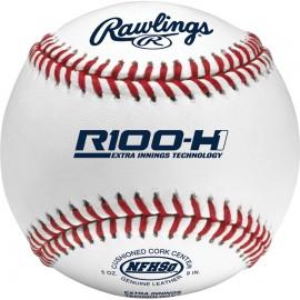 Rawlings R100-H1 NFHS PRO Baseballs