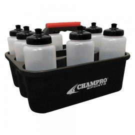 Champro Water Bottle Carrier with 8 Bottles